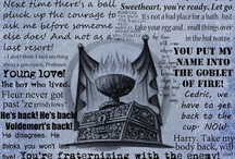 Harry Potter addicted.. / I'm addicted to Harry Potter.