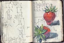 Sketchbooks / by Simona Simone