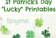 St Patrick's Day Party Food Ideas / St Patrick's Day food, treats, drinks, green theme, party, St Paddy's day