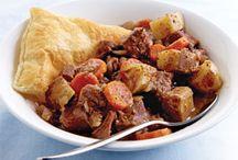 Casserole/Crockpot Recipes / by Martha Campbell-Irving