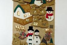 календарь рождество