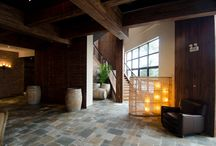 JHA - Vin Tianfu Restaurant / Designed by John Henshaw Architect Inc. Location: Tianfu, China