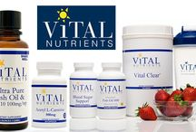 Vital Nutrients offered by Nutritional Institute