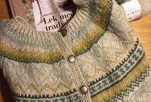 knitting fairisle