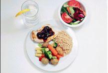 not so bad diet food / by Becka Black