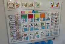 Planborden kleuterklassen