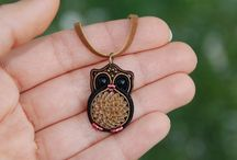 soutache animals