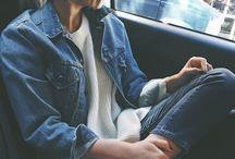jean-blue style