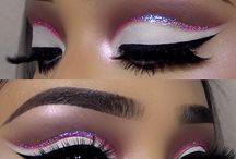ballet stage makeup