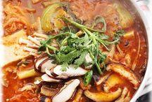 Korean soup