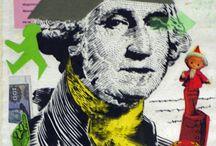 EMESS / Street Art Kunst von Emess