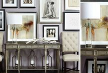 Home Inspiration / These are the things that I think would be good ideas to re-decorate for a more bright, and elegant space, with rustic touches. The goal is: clean, simple, elegant, bright, white, happy.
