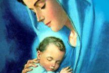 Imágenes Virgen Maria