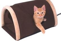 Cat Houses & Scratchers / Keep your cat cozy with the best in feline furniture!