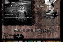 Grunge Website Designs