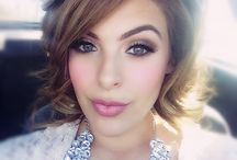Bridal shower makeup / by Tanya Mansour