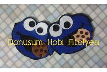 Dönüşüm Hobi Atölyesi / El yapımı keçe ürünler