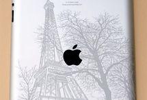 iPad laser engraving