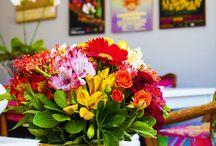 Flor com amor