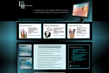 My Websites and Projects / Multimedia Artist. Custom Branding, Web Design & Development, SEO, SEM & Social Media Specialization. / by bcr8tive