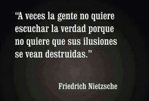 Friedrich Nietzsche / by Chapu Rios C