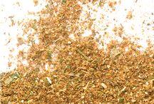 Spices, seasonings