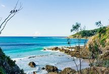 Byron Bay.  Great to visit.  Awesome to live here.
