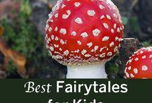 Halloween- Fairy Tales
