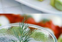 En cuisine : Cru / Italien