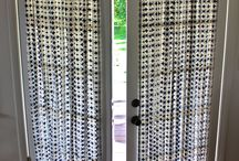 Curtains panels