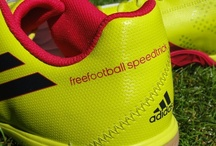 Indoor & Futsal Shoes / Everything related to playing indoor on hard surfaces or futsal courts. / by SoccerCleats101