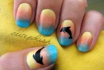 Nail Art / by Rachel Cloney