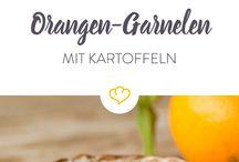Garnelen, Shrimps & Gambas