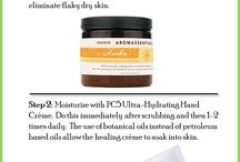It's Winter! My Skin Needs Help... / My favorite Arbonne products for winter.