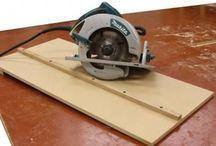 Workshop tool jigs