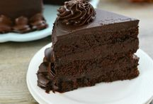 moist choclate cake must bake .