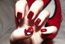 Nails - Freehand / Manis for Inspiration