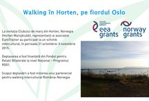 Places to Visit: Horten, Norvegia / Walking pe Fiordul Oslo, în Horten.