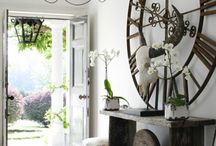 Interior Decor & Beautiful Homes / Living well