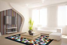 Ambientes / Ambience / Alfombras para distintos ambientes / Carpets for all