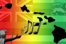 Island Reggae / by Leslie Gleaves