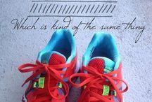 Run Like You Mean It! / by MaryCarolyn Burt