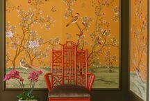 Chinese style decor