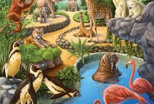 exotické zvieratká