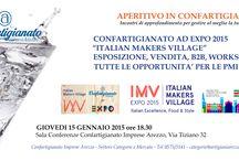 Eventi 2015 / Le iniziative di Confartigianato Imprese Arezzo nel 2015