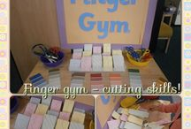 Finger Gym / by Courtney Thompson