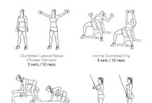 Gym Workouts / All types of gym workouts! Ideas for finding new and exciting gym workouts!