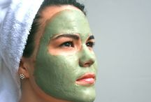 Oily, Acne & Blemished Skin / The best natural and organic solutions for oily skin, acne, black spots and blemishes.