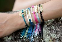 The Rainbow Collection / Personalized and offered in many trendy colors.