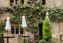 Weddings at The Slaughters Country Inn / If you are searching for the perfect wedding venue in the Cotswolds, The Slaughters Country Inn offers a relaxed ambience and a genuinely warm welcome.   There are few more romantic settings than The Slaughters Country Inn. Located in the heart of one of the prettiest villages in England and nestled on the banks of the River Eye, this is a fairytale location.
